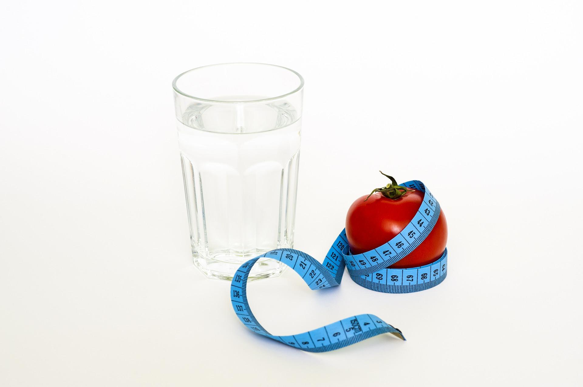 Ruokaa vähän ja vettä vain